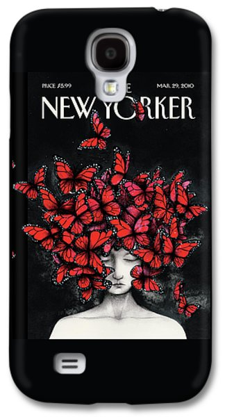 New Yorker March 29th, 2010 Galaxy S4 Case
