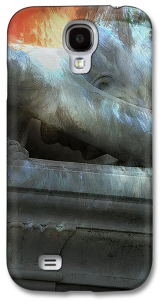 Weeping Angel Galaxy S4 Case