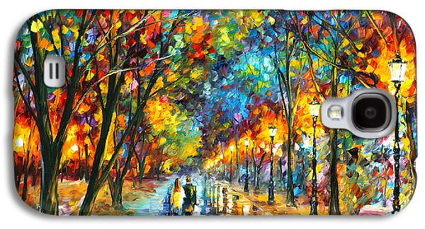 When Dreams Come True Galaxy S4 Case by Leonid Afremov