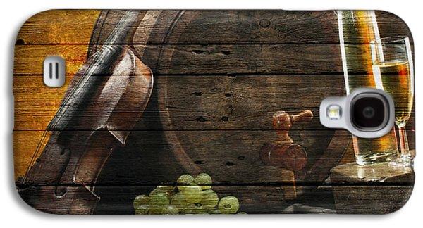 Wine Galaxy S4 Case by Joe Hamilton