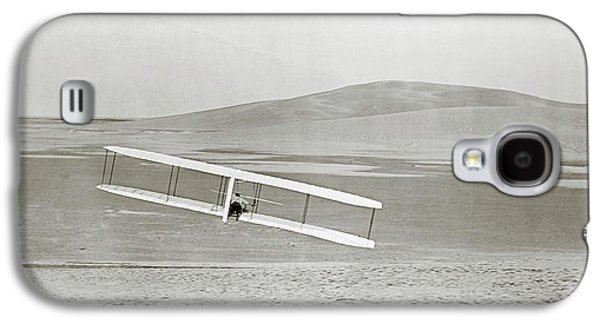 Wright Brothers Kitty Hawk Glider Galaxy S4 Case