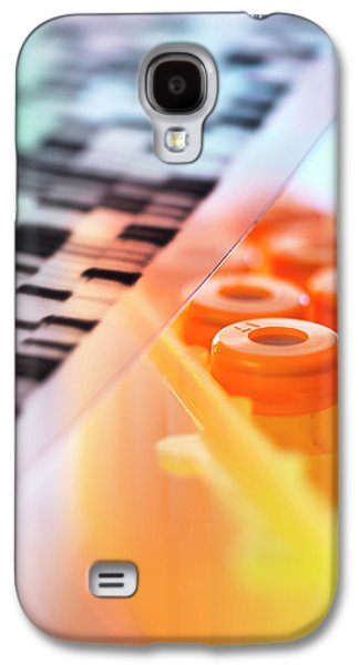 Dna Research Galaxy S4 Case by Tek Image
