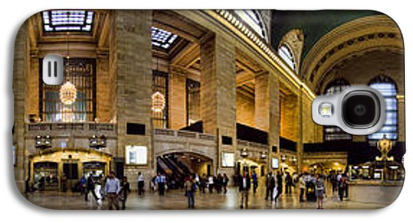 360 Panorama Of Grand Central Terminal Galaxy S4 Case