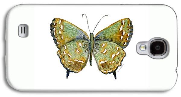 38 Hesseli Butterfly Galaxy S4 Case