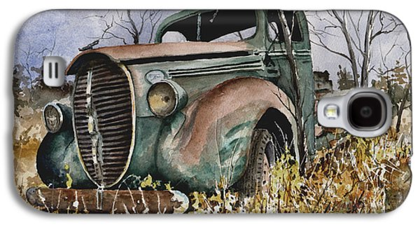 39 Ford Truck Galaxy S4 Case