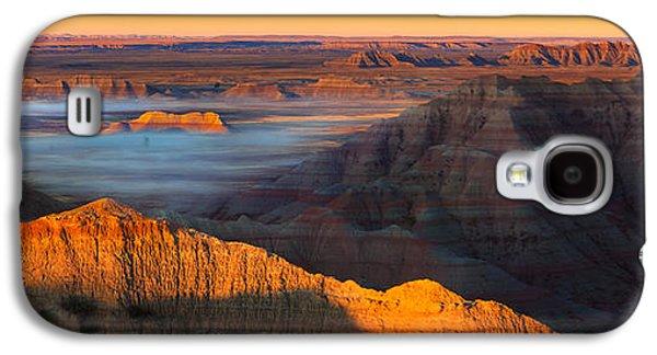 Landscapes Galaxy S4 Case - 3d Sunrise  by Kadek Susanto