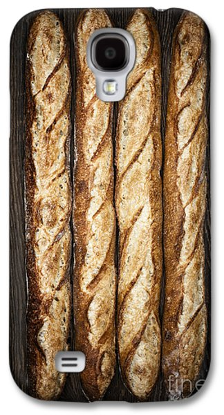 Baguettes Galaxy S4 Case by Elena Elisseeva