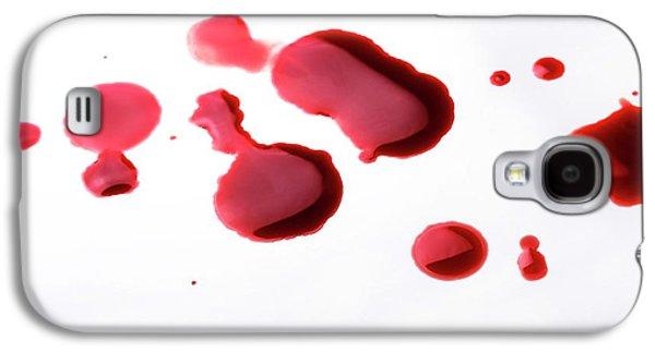 Blood Spatter Galaxy S4 Case