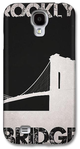 Brooklyn Bridge Galaxy S4 Case by Joe Hamilton