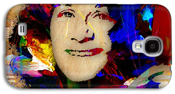 Carole King Collection Galaxy S4 Case by Marvin Blaine