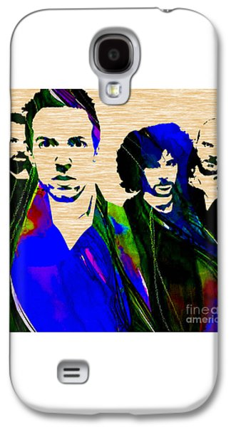 Coldplay Collection Galaxy S4 Case