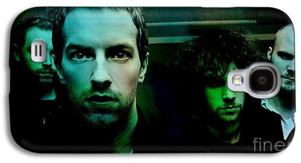Coldplay  Galaxy S4 Case