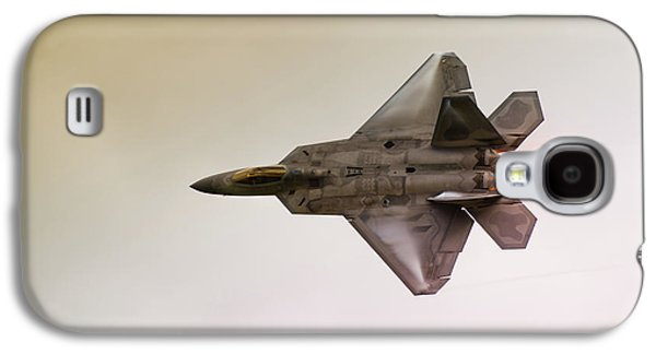 F-22 Raptor Galaxy S4 Case by Sebastian Musial