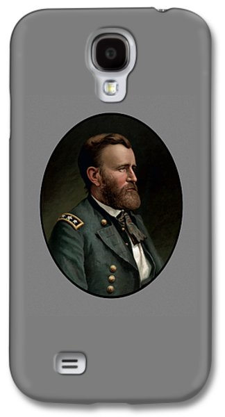 General Grant Galaxy S4 Case by War Is Hell Store