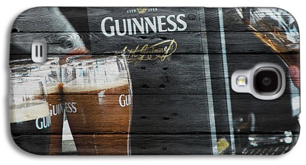 Guinness Galaxy S4 Case by Joe Hamilton