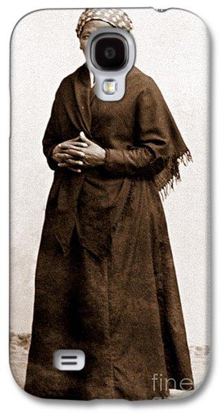 Harriet Tubman, American Abolitionist Galaxy S4 Case