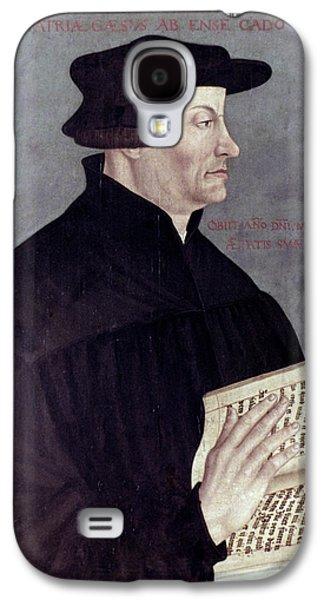 Huldreich Zwingli (1484-1531) Galaxy S4 Case by Granger