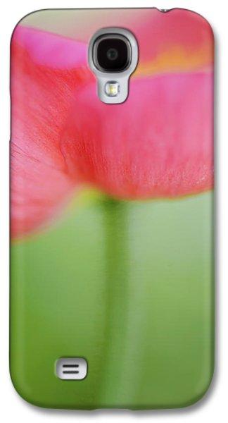 Iceland Poppy Galaxy S4 Case by Silke Magino