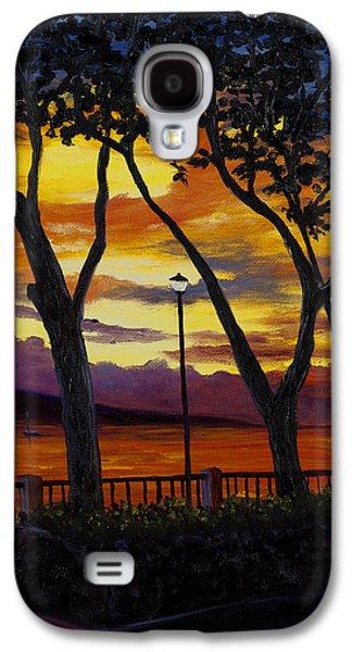 Lahaina Sunset Galaxy S4 Case