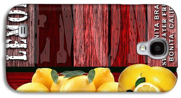 Lemon Farm Galaxy S4 Case by Marvin Blaine