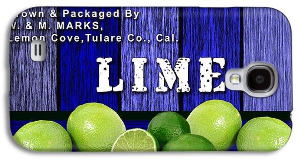 Lime Farm Galaxy S4 Case by Marvin Blaine