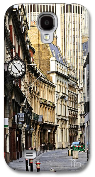 London Street Galaxy S4 Case