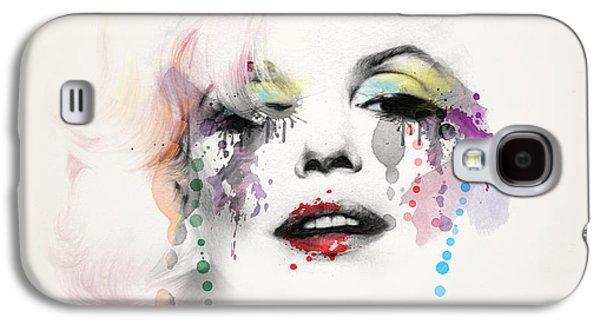 Marilyn Monroe Galaxy S4 Case