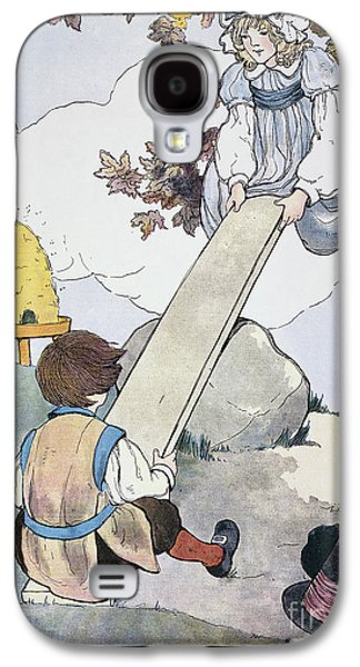 Mother Goose, 1916 Galaxy S4 Case