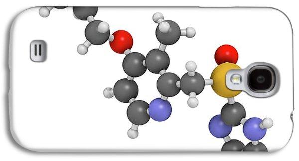 Rabeprazole Gastric Ulcer Drug Molecule Galaxy S4 Case