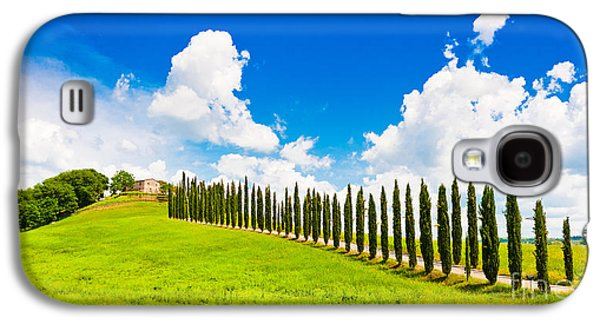 Scenic Tuscany Galaxy S4 Case by JR Photography