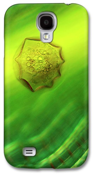 Shelled Amoeba Galaxy S4 Case
