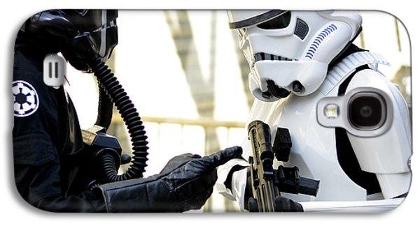 Star Wars Stormtrooper Galaxy S4 Case