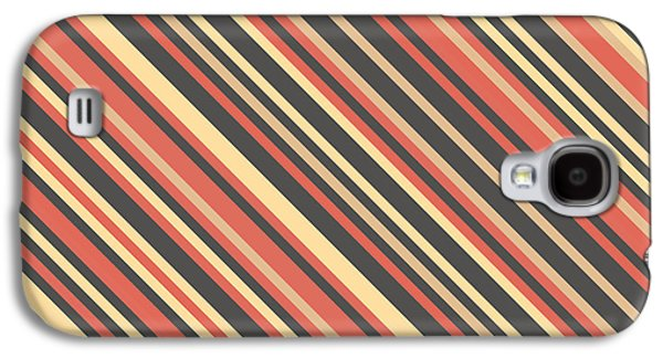 Striped Pattern Galaxy S4 Case