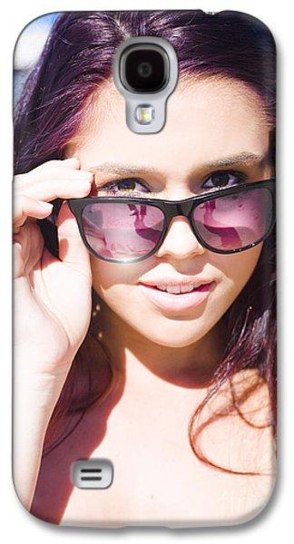 Summer Fashion Galaxy S4 Case