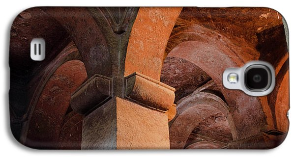 The Rock-hewn Churches Of Lalibela Galaxy S4 Case