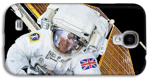 Tim Peake's Spacewalk Galaxy S4 Case