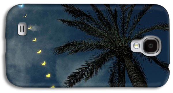 Total Solar Eclipse Galaxy S4 Case by Detlev Van Ravenswaay