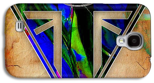 Triumph Motorcycle Galaxy S4 Case by Marvin Blaine