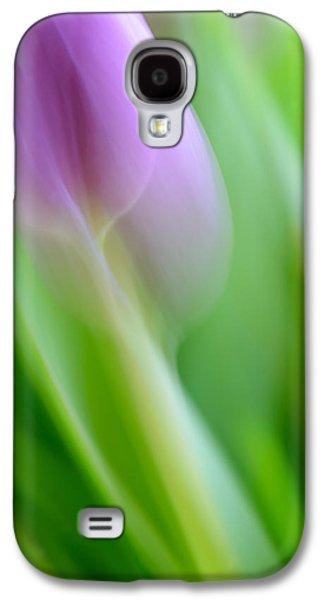 Tulip Galaxy S4 Case by Silke Magino
