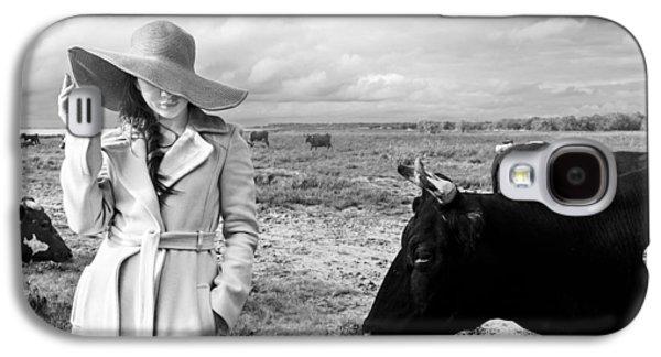 Rural Scenes Galaxy S4 Case - Untitled by Mikhail Potapov