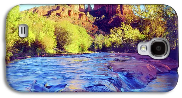 Usa, Arizona, Sedona Galaxy S4 Case by Jaynes Gallery