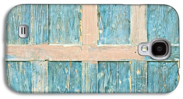 Weathered Wood Galaxy S4 Case