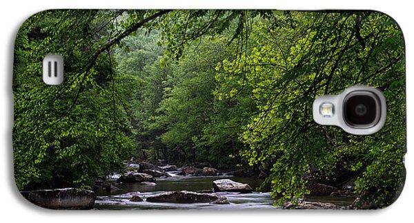 Williams River Spring Galaxy S4 Case by Thomas R Fletcher