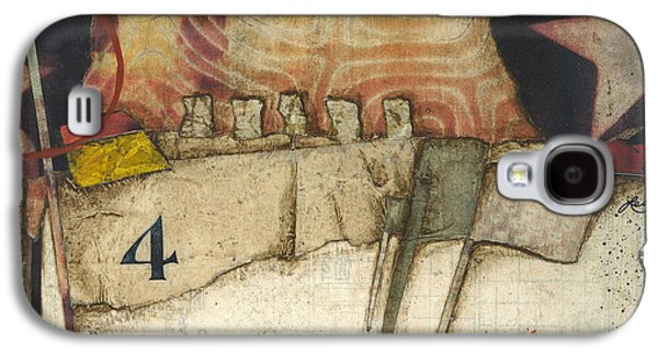 4 You're The Third Star Galaxy S4 Case by Laura  Lein-Svencner