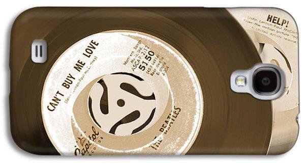 45 Rpm Records Galaxy S4 Case