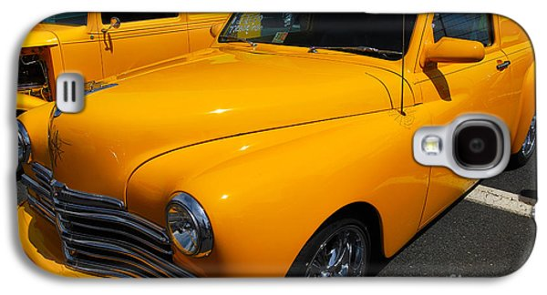 '49 Plymouth Sedan Delivery Galaxy S4 Case by Mark Spearman