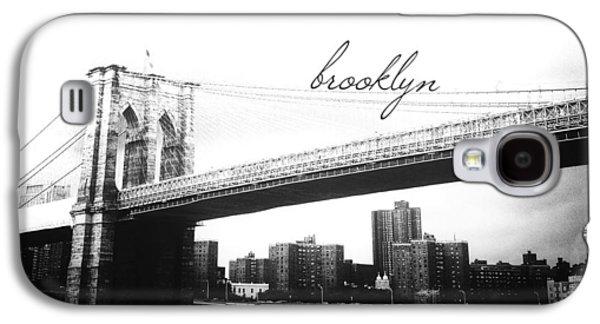 Brooklyn Galaxy S4 Case by Natasha Marco