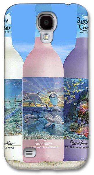 Carey Chen Fine Art Wines Galaxy S4 Case