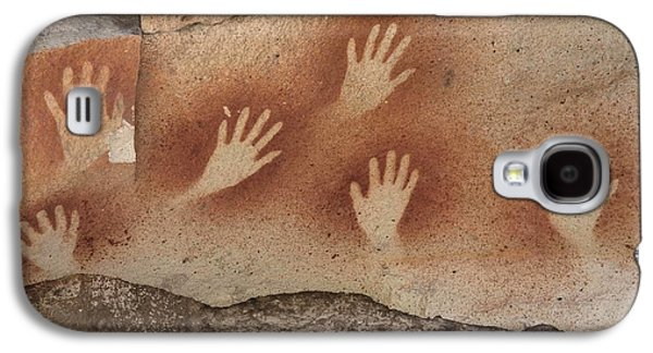 Cave Of The Hands Argentina Galaxy S4 Case