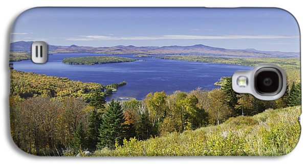 Colorful Fall Forest Near Rangeley Maine Galaxy S4 Case by Keith Webber Jr